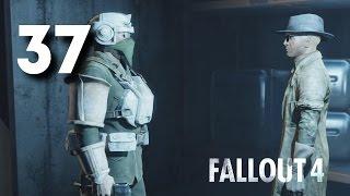 Прогулка с Дьяконом Fallout 4 37