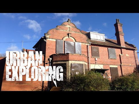 The Remains of Hellingly Hospital 2016 - Urban Exploring - Urbex - UK