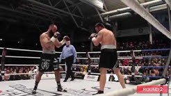 Patrick Korte VS Andrei Mazanik - Boxen - Full Fight