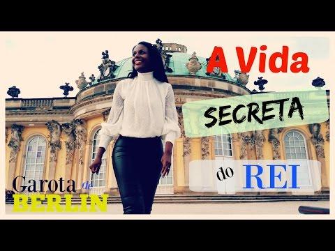 A vida Secreta do Rei da Alemanha, Sanssouci o palácio dos prazeres.