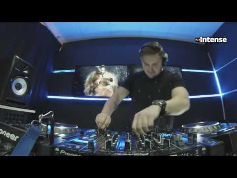 Spartaque - Techno Live @ Radio Intense 25 01 2017