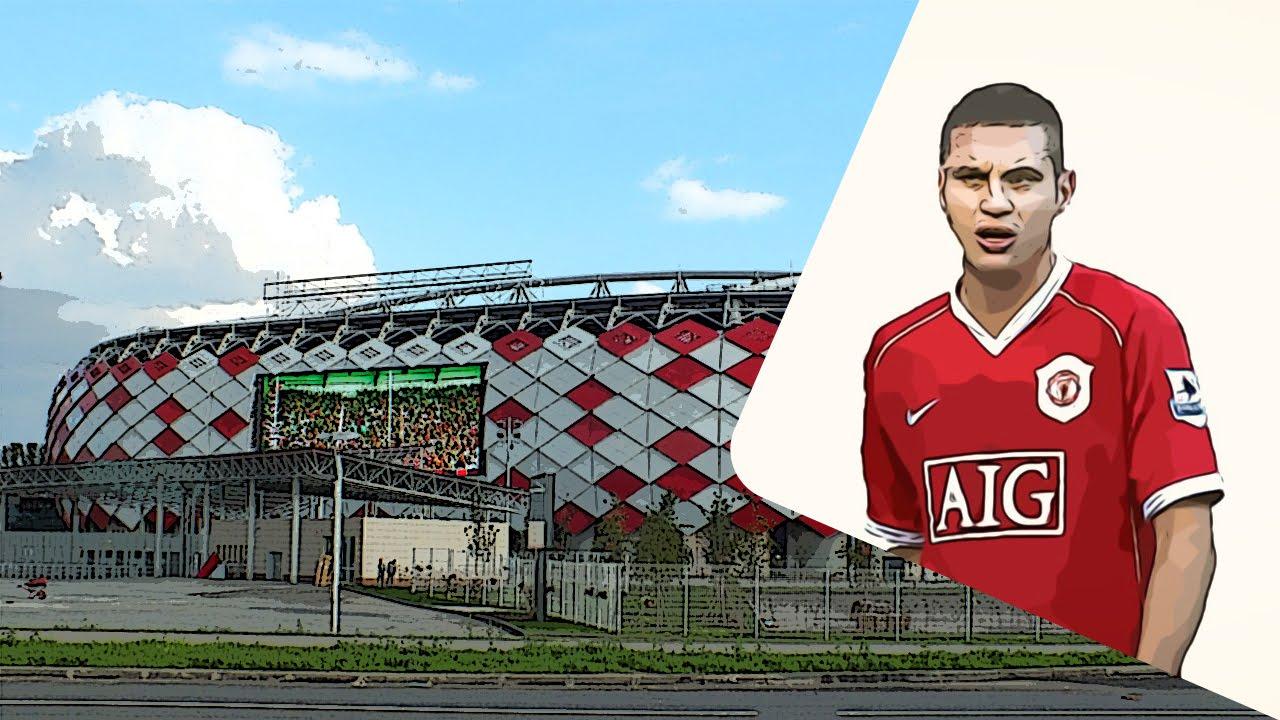 Nemanja Vidic in line for return to former club Spartak Moscow