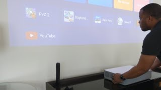 VAVA 4K Ultra Short Throw Laser Projector Review