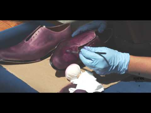 Custom Fluevog Treatments