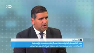 عامر الموسوي: هناك علاقة بين تأجيل معركة الموصل والانتخابات الأمريكية