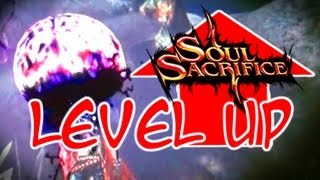 PS Vita Soul Sacrifice Gameplay - How To: Level Up Fast! New Magic - Berserker!