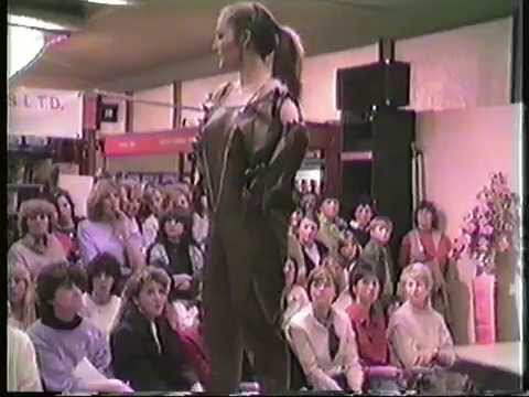 Portsmouth News Fashion Show 1984