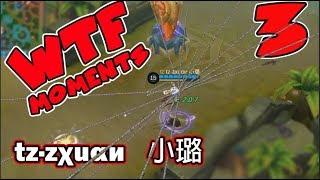Zxuan WTF MOMENTS 3 FANNY COMPILATION   tz·zχuαи 小璐 RANK 1 FANNY   Best of Mobile Legends EPISODE 3