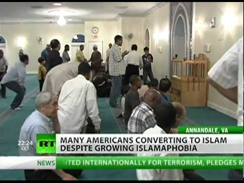 American converts to Islam defy stereotypes