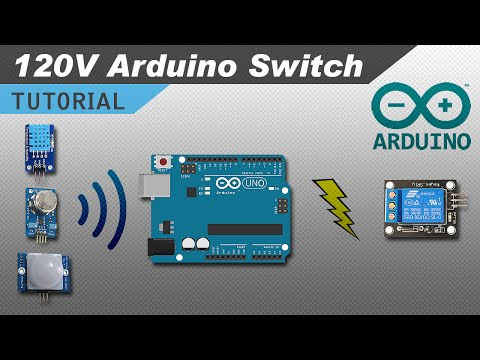 How to Set Up a 5V Relay on the Arduino - Circuit Basics