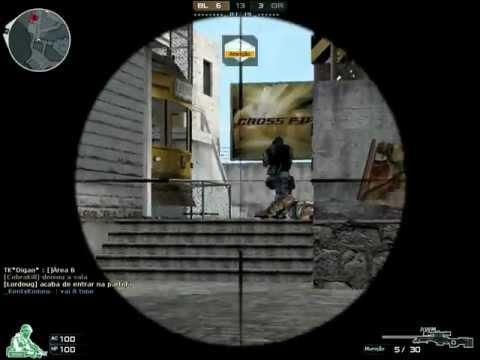 [OO]-AtA*Hee [Montagem Crossfire AL] Evolução na Sniper