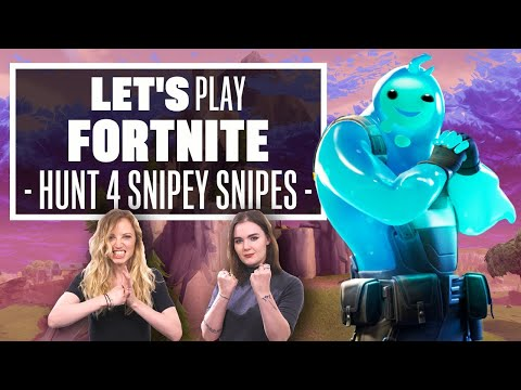 Let's Play Fornite: