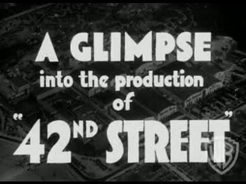 42nd Street  Trailer