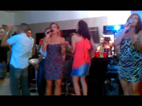 Bartender + Karaoke iMax's Party