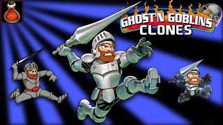 COPIAS y CLONES en los videojuegos - Ghosts