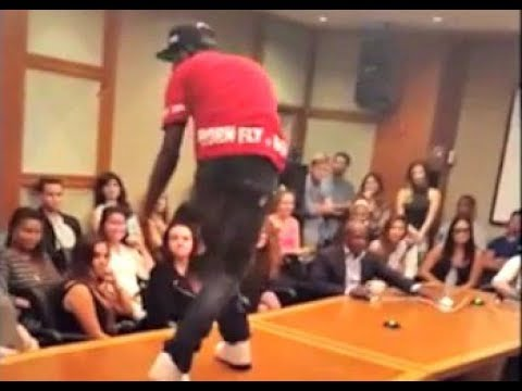 Bobby Shmurda's Audition That Got His Deal w/Epic Records (Full Version)