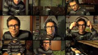"David Fonseca sings ""Last Chri..."