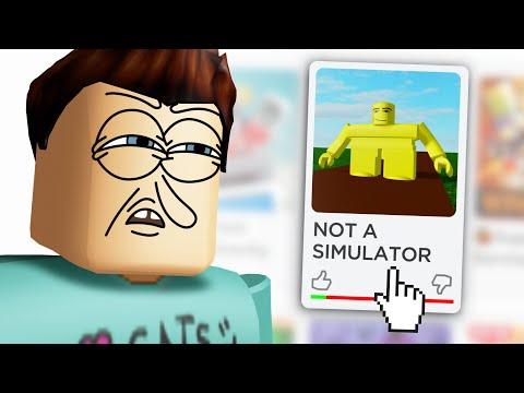 NOT A SIMULATOR (Simulator)