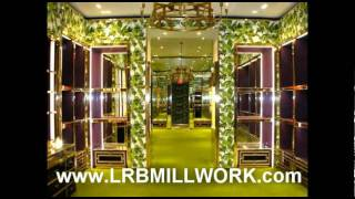 Commercial Cabinets Orange County - Lrb Millwork & Casework