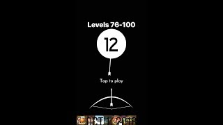 Twisty Arrow- Levels 76-100! And impossible level 96! (Part 4)