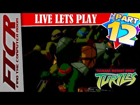 """'Teenage Mutant Ninja Turtles' (2003) Let's Play - Part 12: """"The Middle Of The End!"""""""