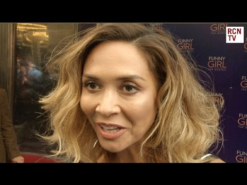 Myleene Klass Interview - Funny Girl & West End Theatre