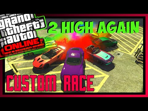 GTA 5 ONLINE CUSTOM RACE (GTA ONLINE) ROCKSTAR SOCIAL CLUB CUSTOM RACES