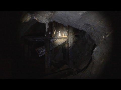 Exploring the Abandoned Damon & Pythias Mine