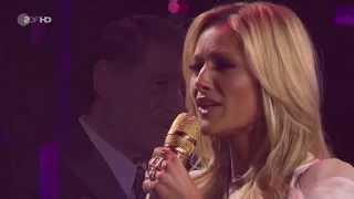 Helene Fischer singt ein letzes Mal für Udo Jürgens Merci Chérie - Show 2014 in Berlin - ZDF HD