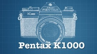 Pentax K1000 Review | This Old Camera #06