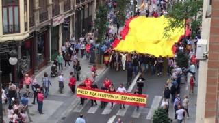 Fiesta Nacional de España 2016 - Valencia
