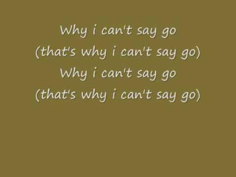 Taio Cruz - Can't Say Go Lyrics.wmv