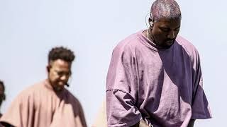 Kanye west feat Francis and the lights,  Bon Iver type beat - leave me alone New* 2019