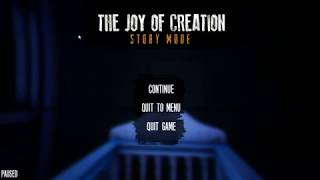 The Joy of Creaton:Story Mode