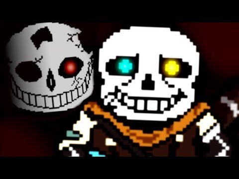 INK SANS Undertale Fangame UPDATE!