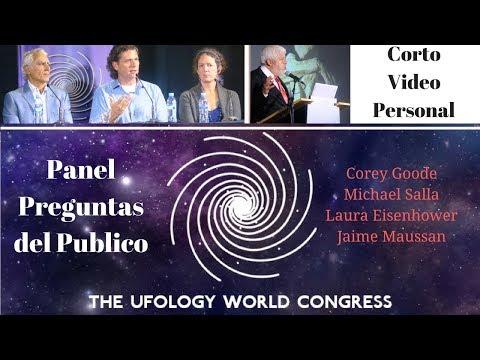 Corey Goode en Barcelona: Ufology World Congress (Congreso Mundial de Ufologia) (Subtitulado)