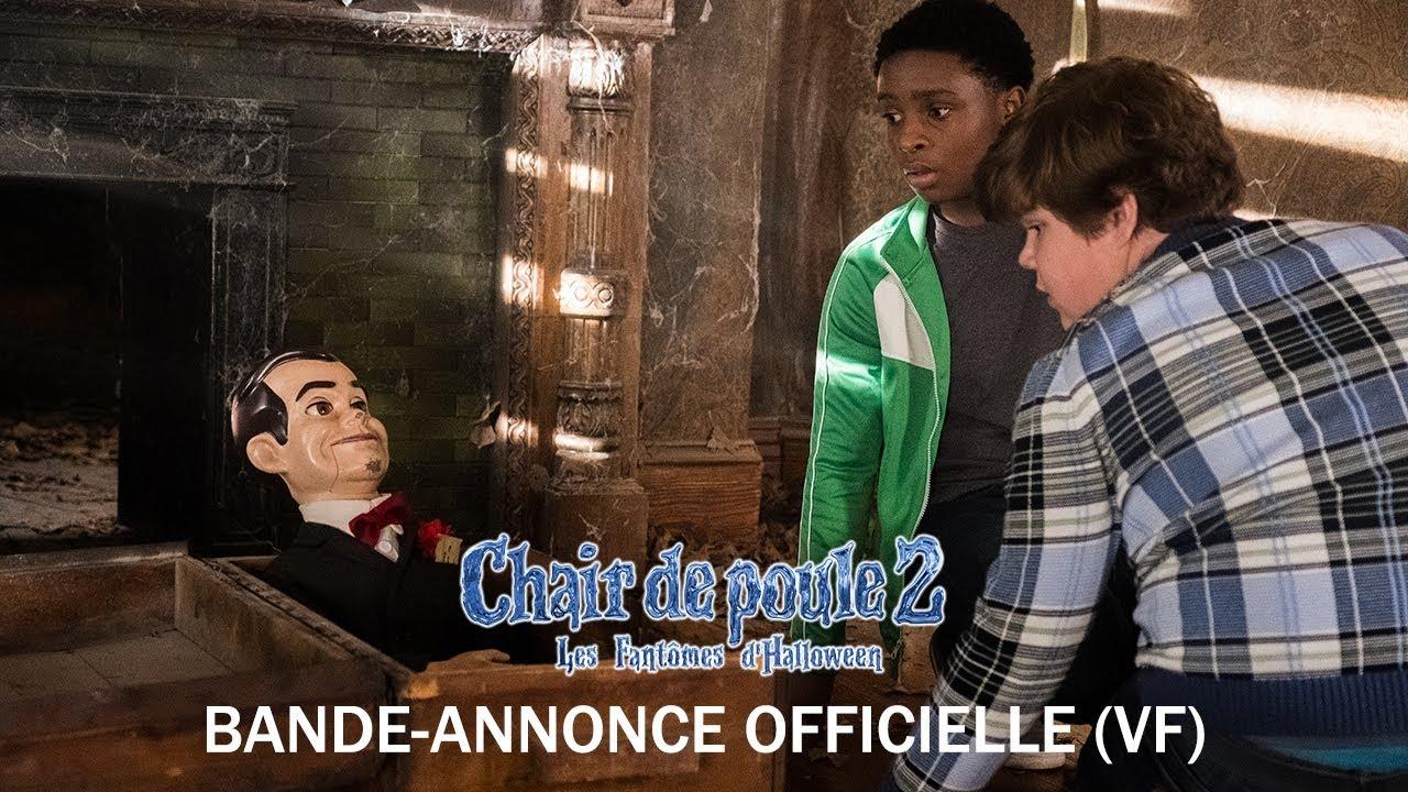 Chair De Poule 2 Les Fantomes D Halloween Bande Annonce 2 Vf