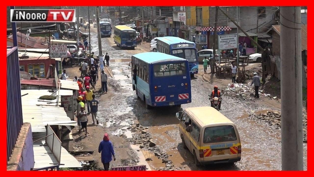 Download Aikari guteta ni barabara guthuka, Nairobi