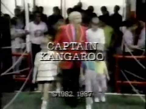 """Captain Kangaroo """"Being Surprised"""" (PBS show)"""