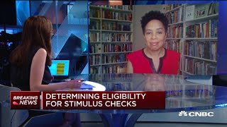 Cnbc's sharon epperson explains who qualifies for the coronavirus stimulus check and how it all works.the $2 trillion bill, signed into ...