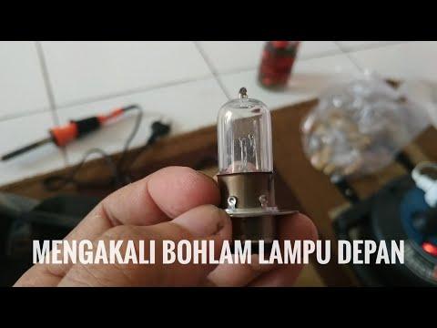 Cara Ganti Lampu Depan Jupiter MX