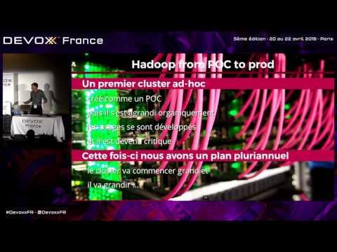 Un cluster Hadoop de 1117 noeuds doit avoir un frère (French)