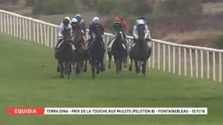 Vidéo de la course PMU PRIX DE LA TOUCHE AUX MULETS (PELOTON B)