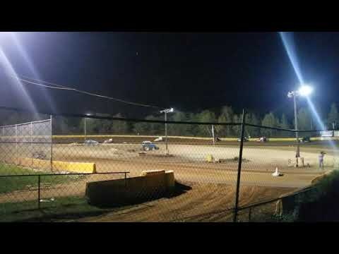 Hamlin Speedway 9-21-19 Jr Slingshot feature