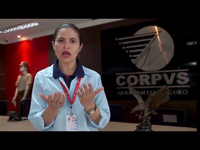 Corpvs Segurança - Saiba mais sobre o COVID-19