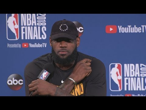 LeBron James Shuts Up NBA Fans Who Are Tired Of Warriors vs Cavaliers Being In The Finals Every Year
