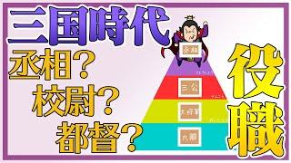 はじめての三国志 #三国志 #中国史 三国志は今から1800年ほど前の、中国を舞台とする物語です。当然のことですが、現代の日本とは行政の制度がまったく違いますし、 ...