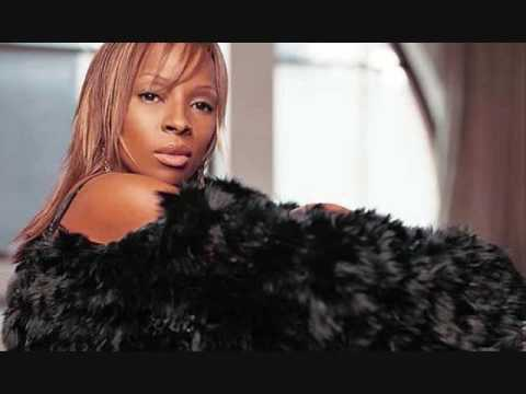 Mary J Blige not lookn