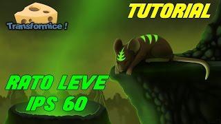 Transformice - Rato LEVE fraco 60/60