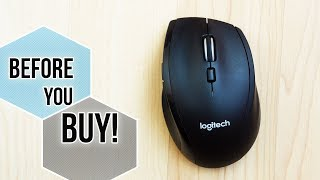 M705 is a GREAT budget mouse but...